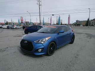 Used 2016 Hyundai Veloster WOW! Rally Edition, Manuelle, TRÈS RARE! À VOIR!!! for sale in Gatineau, QC