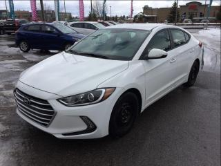 Used 2017 Hyundai Elantra GL, ANDROID AUTO, CAMÉRA, DÉTECT. ANGLES MORTS!!!! for sale in Gatineau, QC