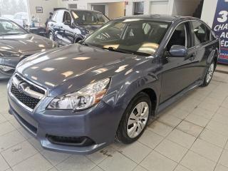 Used 2013 Subaru Legacy 2.5i / AWD / SIEGE CHAUFFANT / CRUISE / for sale in Sherbrooke, QC