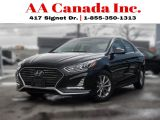 Photo of Black 2018 Hyundai Sonata