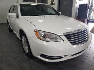 Used 2014 Chrysler 200 LX for sale in Châteauguay, QC