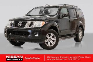 Used 2010 Nissan Pathfinder SE AWD AWD / CAMERA DE RECUL / TOIT OUVRANT for sale in Montréal, QC
