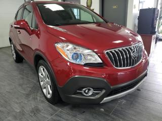 Used 2015 Buick Encore CUIR TOIT NAVIGATION,CAMERA for sale in Châteauguay, QC