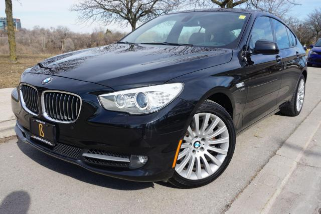 2011 BMW 5 Series 535XI GT / LOW KM'S / NO ACCIDENTS / LOCAL CAR