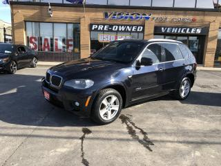 Used 2011 BMW X5 AWD 4dr 35i for sale in North York, ON