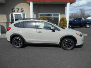 Used 2013 Subaru XV Crosstrek 2.0i 5 portes TVC avec groupe Limited for sale in Lévis, QC