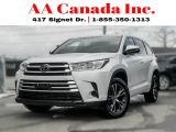 Photo of White 2018 Toyota Highlander