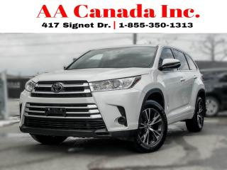 Used 2018 Toyota Highlander LE for sale in Toronto, ON