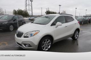 Used 2014 Buick Encore CUIR NAVIGATION RADIO BOSE for sale in St-Rémi, QC