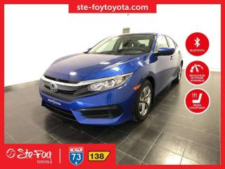 Used 2016 Honda Civic LX *AC, SIEGES CHAUFFANTS, MIROIRS CHAUFFANTS* for sale in Québec, QC
