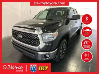 Used 2018 Toyota Tundra DOUBLE CAB TRD HORS ROUTE *AC, SIEGES CHAUFFANTS* for sale in Québec, QC