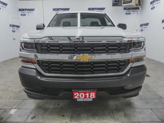 Used 2018 Chevrolet Silverado 1500 | BACKUP CAM | BED LINER | CRUISE | BLUETOOTH | for sale in Brantford, ON