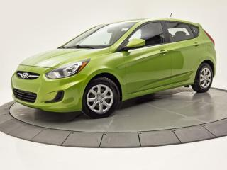 Used 2013 Hyundai Accent MANUEL L HATCHBACK for sale in Brossard, QC