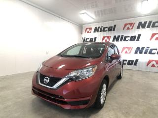 Used 2017 Nissan Versa Note SV for sale in La Sarre, QC