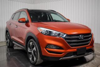 Used 2016 Hyundai Tucson ULTIMATE 1.6T AWD CUIR TOIT NAV for sale in St-Hubert, QC