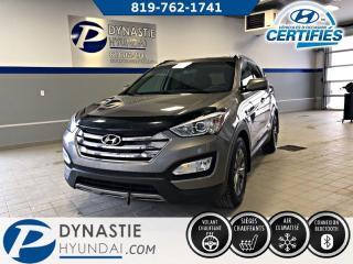 Used 2014 Hyundai Santa Fe SPORT PREMIUM for sale in Rouyn-Noranda, QC