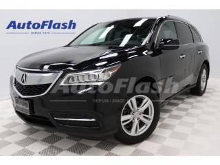Used 2015 Acura MDX ELITE *Driver-Assist *DVD *GPS/Camera for sale in St-Hubert, QC