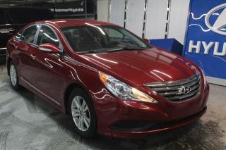 Used 2014 Hyundai Sonata GL  ( WOW 33617 KM ) for sale in St-Constant, QC