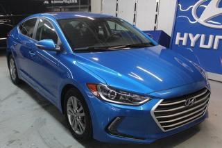 Used 2017 Hyundai Elantra GL (seulement 33400 km) for sale in St-Constant, QC
