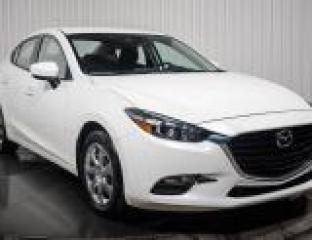 Used 2018 Mazda MAZDA3 GX A/C CAMERA DE RECUL for sale in St-Hubert, QC