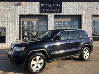 Used 2011 Jeep Grand Cherokee Laredo 4X4 Leather Heated Seats for sale in Guelph, ON