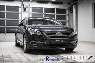Used 2015 Hyundai Sonata GLS Chez Rimouski Hyundai for sale in Rimouski, QC