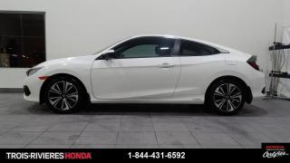 Used 2017 Honda Civic EX-T + MANUELLE + CAMERA DE RECUL ! for sale in Trois-Rivières, QC