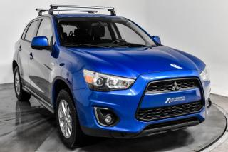 Used 2015 Mitsubishi RVR SE A/C MAG SIEGE CHAUFFANT for sale in St-Hubert, QC