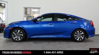 Used 2016 Honda Civic EX + MAGS + DÉMARREUR + TOIT ! for sale in Trois-Rivières, QC