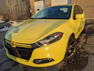 Used 2013 Dodge Dart RALLYE for sale in Brampton, ON