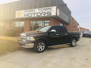 Used 2017 RAM 1500 Laramie/4WD/Nav/H.St.Wheel/SunRf/H&C F.Seats for sale in North York, ON