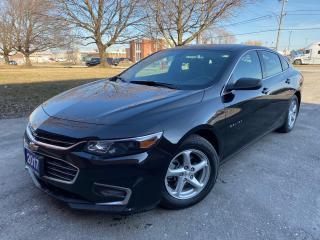 Used 2017 Chevrolet Malibu LS ReverseCam/Bluetooth for sale in Brampton, ON