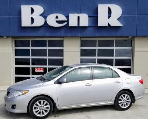 Used 2009 Toyota Corolla LE for sale in Steinbach, MB