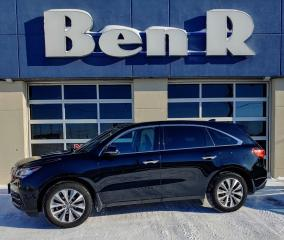 Used 2016 Acura MDX for sale in Steinbach, MB