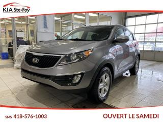 Used 2016 Kia Sportage LX *AWD *SIEGES CHAUFFANTS *A/C for sale in Québec, QC