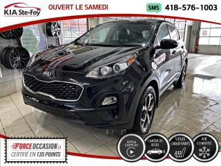 Used 2020 Kia Sportage LX *AWD *ANIVERSAIRE 4X4 for sale in Québec, QC