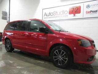 Used 2016 Dodge Grand Caravan SXT*STOW&GO*MAGS**FOG** for sale in Mirabel, QC