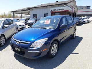 Used 2011 Hyundai Elantra Touring GL familiale auto. 4 portes for sale in Sherbrooke, QC