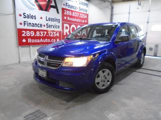 Used 2012 Dodge Journey AUTO PW PM PM CRUISE CONTROL  A/C for sale in Oakville, ON