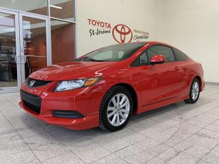 Used 2012 Honda Civic * EX * TOIT OUVRANT * MAGS * 78 000 KMS * for sale in Mirabel, QC