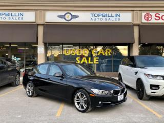 Used 2013 BMW 3 Series 328i xDrive, Navigation, Sunroof, B-Cam for sale in Vaughan, ON