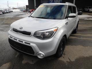 Used 2015 Kia Soul 5dr Wgn Auto EX,MAGS,A/C,CRUISE,BLUETOOTH for sale in Mirabel, QC