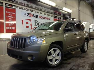 Used 2008 Jeep Compass JEEP COMPASS SPORT NORTH EDITION AUTOMATIQUE for sale in Blainville, QC