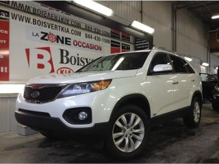 Used 2011 Kia Sorento DÉMARREUR DISTANCE, CUIR, BANDE PROTECT 3M !!!! for sale in Blainville, QC