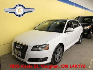 Used 2009 Audi A3 Panoramic Sunroof for sale in Vaughan, ON
