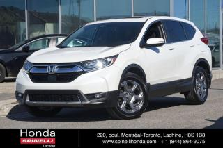 Used 2017 Honda CR-V EX AWD TOIT AWD*TOIT*AC*BLUETOOTH*CAMERA*++ for sale in Lachine, QC