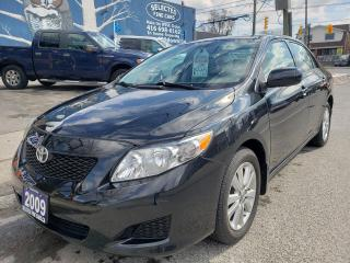 Used 2009 Toyota Corolla CE for sale in Toronto, ON