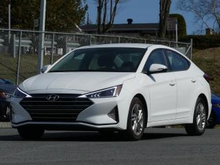 Used 2020 Hyundai Elantra Preferred IVT 71$/sem taxes inc. for sale in St-Georges, QC