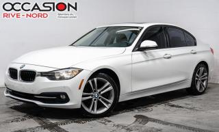 Used 2016 BMW 3 Series 320i xDrive Sportline CUIR+TOIT.OUVRANT for sale in Boisbriand, QC