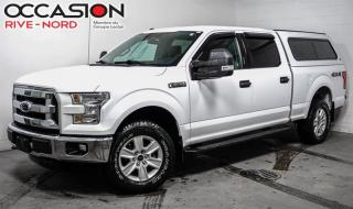 Used 2016 Ford F-150 XLT 5.0 4x4 MAGS+CAM.RECUL+BLUETOOTH for sale in Boisbriand, QC